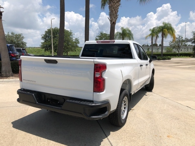 2020 Chevrolet Silverado 1500 Double Cab 4x2, Pickup #LZ294838 - photo 1