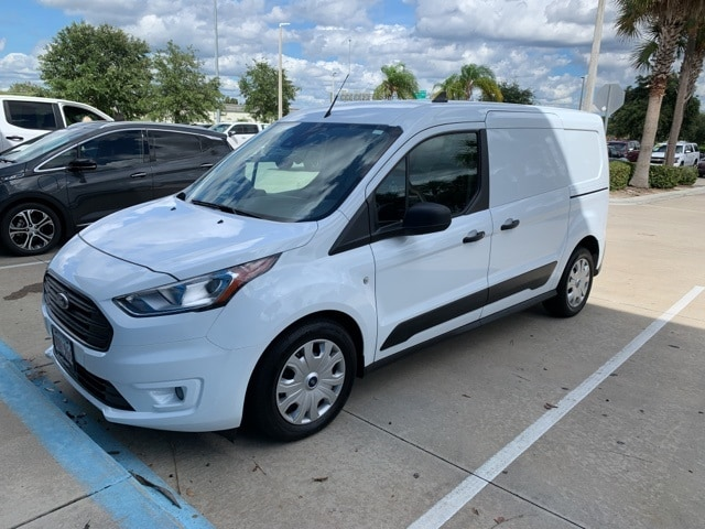 2019 Ford Transit Connect FWD, Empty Cargo Van #LZ342343A - photo 1