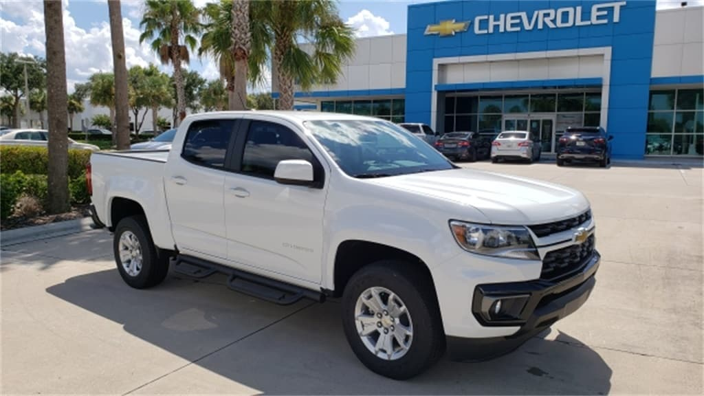 2021 Chevrolet Colorado Crew Cab 4x2, Pickup #M1106451 - photo 1