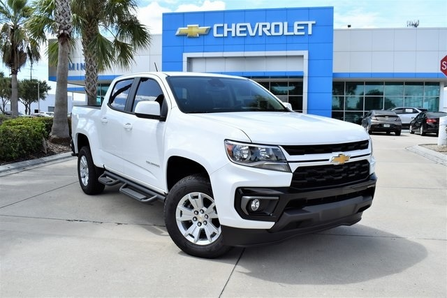 2021 Chevrolet Colorado Crew Cab 4x2, Pickup #M1108189 - photo 1
