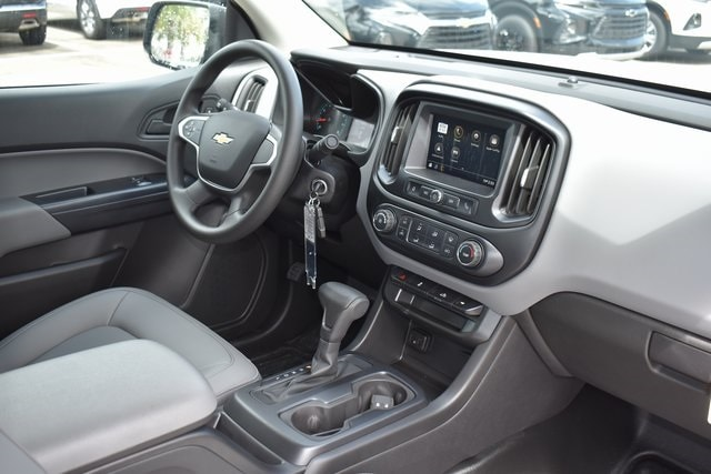 2021 Chevrolet Colorado Extended Cab 4x2, Pickup #M1113101 - photo 25