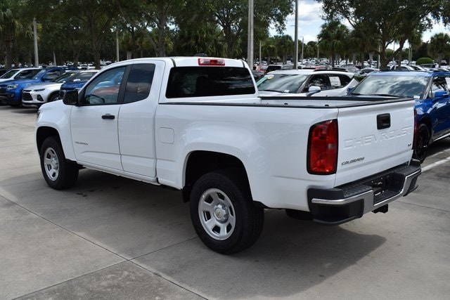2021 Chevrolet Colorado Extended Cab 4x2, Pickup #M1113101 - photo 4