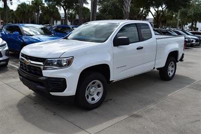 2021 Chevrolet Colorado Extended Cab 4x2, Pickup #M1113101 - photo 3
