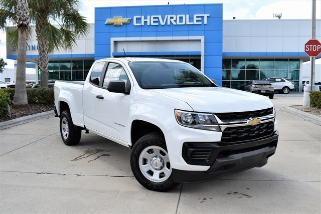 2021 Chevrolet Colorado Extended Cab 4x2, Pickup #M1113559 - photo 1