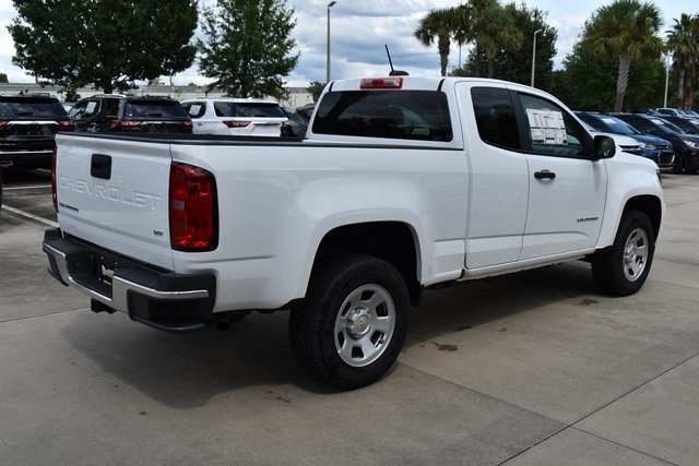 2021 Chevrolet Colorado Extended Cab 4x2, Pickup #M1113559 - photo 5