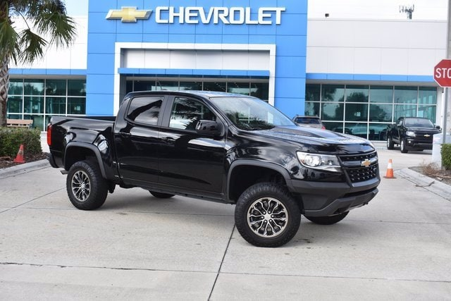 2017 Chevrolet Colorado Crew Cab 4x4, Pickup #M1143730A - photo 1