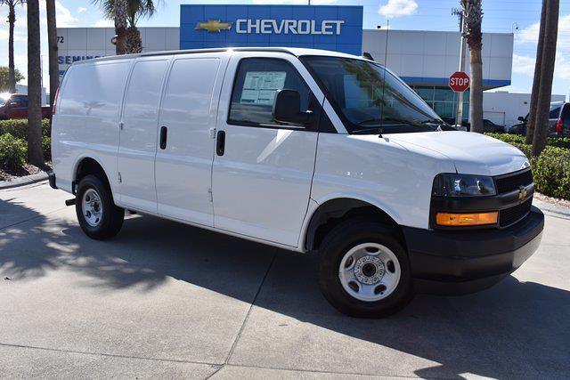 2021 Chevrolet Express 2500 4x2, Adrian Steel Upfitted Cargo Van #M1166165 - photo 1
