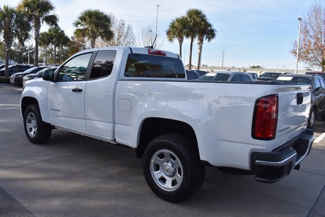 2021 Chevrolet Colorado Extended Cab 4x2, Pickup #M1198982 - photo 6