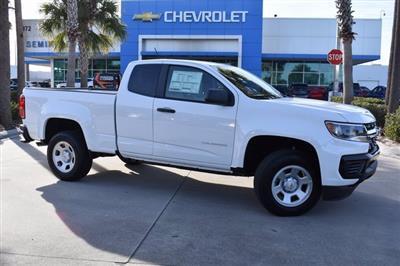 2021 Chevrolet Colorado Extended Cab 4x2, Pickup #M1198982 - photo 1