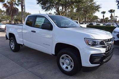 2021 Chevrolet Colorado Extended Cab 4x2, Pickup #M1198982 - photo 4