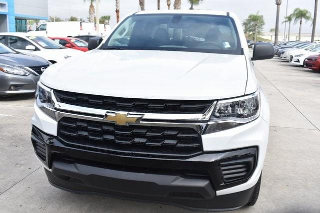 2021 Chevrolet Colorado Extended Cab 4x2, Pickup #M1215232A - photo 3