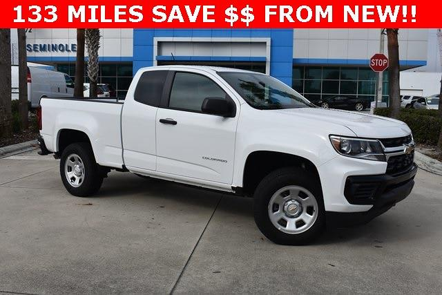 2021 Chevrolet Colorado Extended Cab 4x2, Pickup #M1215232A - photo 1