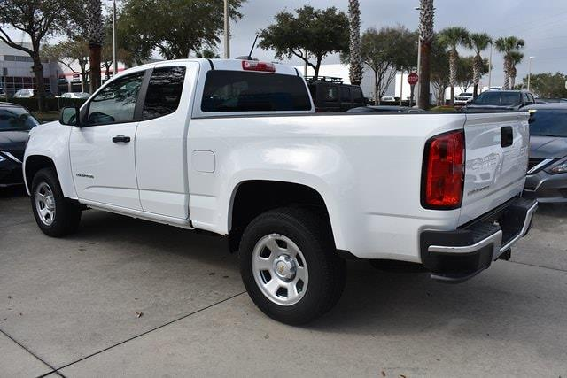 2021 Chevrolet Colorado Extended Cab 4x2, Pickup #M1215232A - photo 6