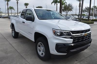 2021 Chevrolet Colorado Extended Cab 4x2, Pickup #M1215232A - photo 4