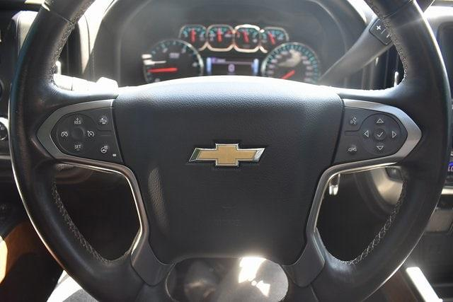 2017 Chevrolet Silverado 2500 Crew Cab 4x4, Pickup #MF139832B - photo 23