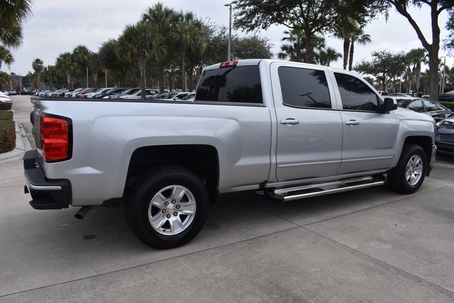 2017 Chevrolet Silverado 1500 Crew Cab 4x2, Pickup #MF153809A - photo 2