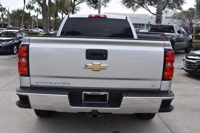 2017 Chevrolet Silverado 1500 Crew Cab 4x2, Pickup #MF153809A - photo 5