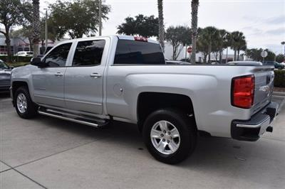 2017 Chevrolet Silverado 1500 Crew Cab 4x2, Pickup #MF153809A - photo 6