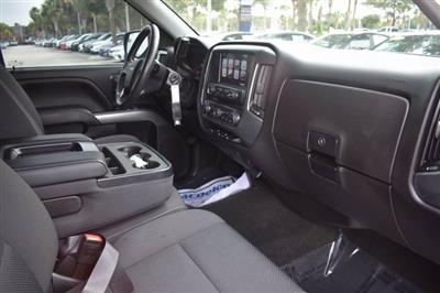 2017 Chevrolet Silverado 1500 Crew Cab 4x2, Pickup #MF153809A - photo 11