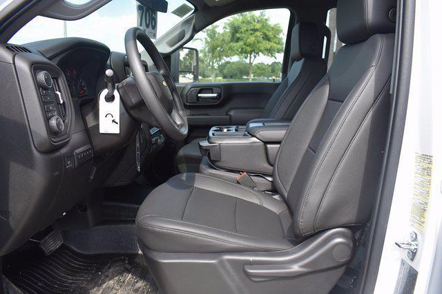 2021 Chevrolet Silverado 3500 Crew Cab 4x4, Knapheide PGNB Gooseneck Platform Body #MF215662 - photo 20