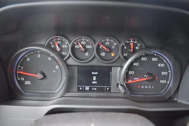2021 Chevrolet Silverado 3500 Crew Cab 4x4, Knapheide PGNB Gooseneck Platform Body #MF215662 - photo 22