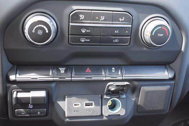 2021 Chevrolet Silverado 3500 Crew Cab 4x4, Knapheide PGNB Gooseneck Platform Body #MF215662 - photo 24