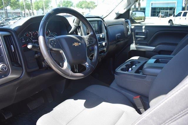 2018 Chevrolet Silverado 1500 Double Cab 4x2, Pickup #MF232412A - photo 18