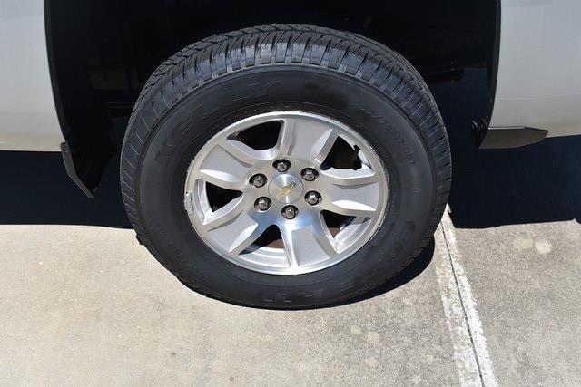 2018 Chevrolet Silverado 1500 Double Cab 4x2, Pickup #MF232412A - photo 7