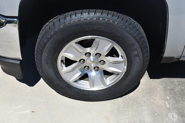 2018 Chevrolet Silverado 1500 Double Cab 4x2, Pickup #MF232412A - photo 8