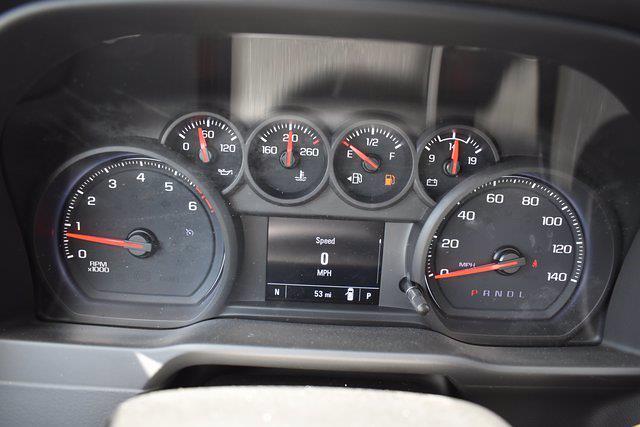 2021 Chevrolet Silverado 3500 Regular Cab 4x2, Knapheide Value-Master X Platform Body #MF265073 - photo 18