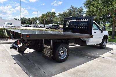 2021 Chevrolet Silverado 3500 Regular Cab 4x2, Knapheide Value-Master X Platform Body #MF265073 - photo 2