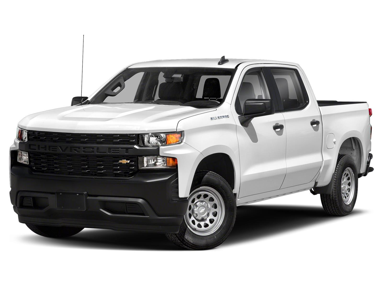 2021 Chevrolet Silverado 1500 Crew Cab 4x2, Pickup #MG116792 - photo 1