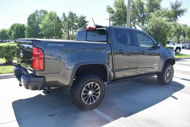 2018 Chevrolet Colorado Crew Cab 4x4, Pickup #MG222675A - photo 1