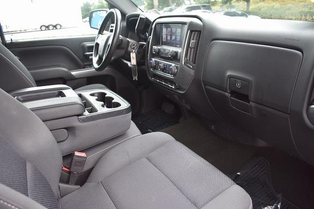 2017 Chevrolet Silverado 1500 Crew Cab 4x2, Pickup #MG269188A - photo 11