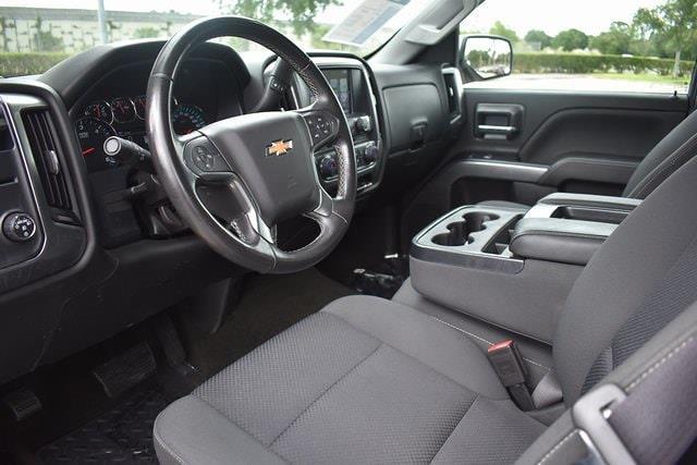 2017 Chevrolet Silverado 1500 Crew Cab 4x2, Pickup #MG269188A - photo 18