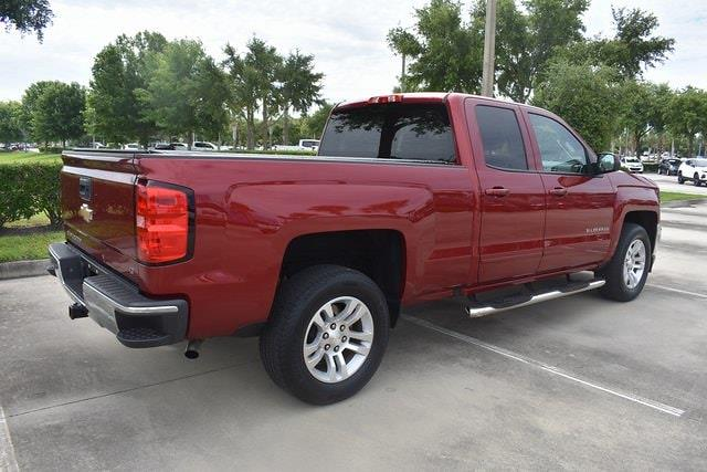 2018 Chevrolet Silverado 1500 Double Cab 4x2, Pickup #MG269988A - photo 1