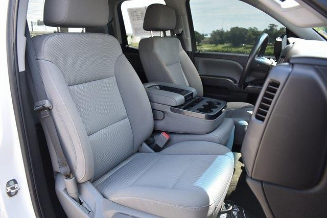 2018 Chevrolet Silverado 1500 Double Cab 4x2, Pickup #MG271092A - photo 12