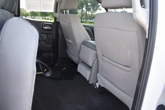 2018 Chevrolet Silverado 1500 Double Cab 4x2, Pickup #MG271092A - photo 15