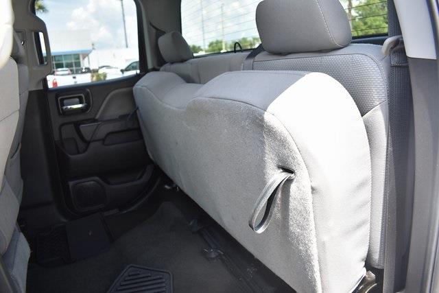 2018 Chevrolet Silverado 1500 Double Cab 4x2, Pickup #MG271092A - photo 16