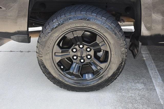 2017 Chevrolet Silverado 1500 Crew Cab 4x4, Pickup #MG332194A - photo 10