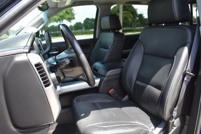 2017 Chevrolet Silverado 1500 Crew Cab 4x4, Pickup #MG332194A - photo 19