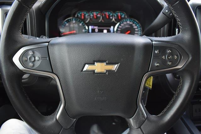 2017 Chevrolet Silverado 1500 Crew Cab 4x4, Pickup #MG332194A - photo 21