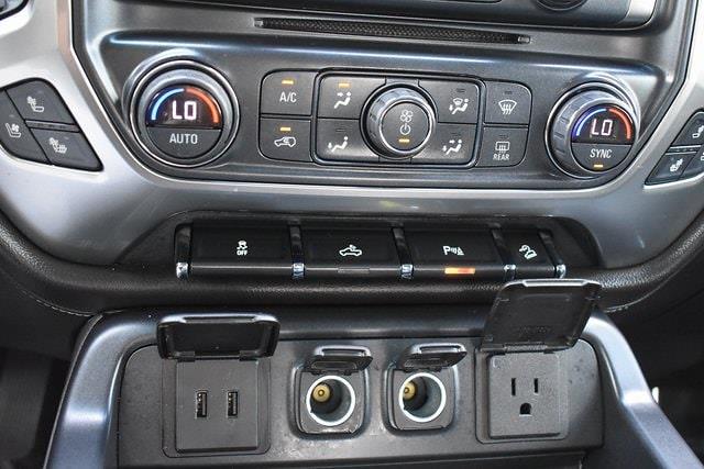 2017 Chevrolet Silverado 1500 Crew Cab 4x4, Pickup #MG332194A - photo 24