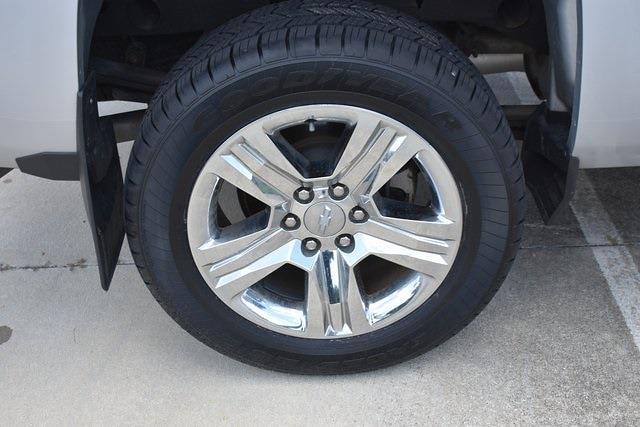 2018 Chevrolet Silverado 1500 Double Cab 4x2, Pickup #MG390170A - photo 10