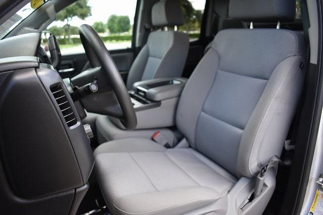 2018 Chevrolet Silverado 1500 Double Cab 4x2, Pickup #MG390170A - photo 19