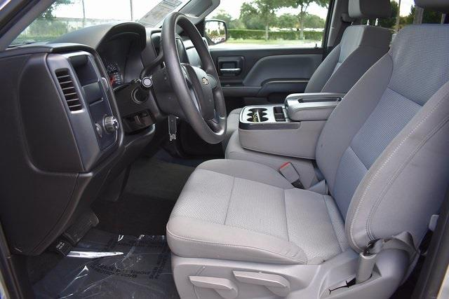 2018 Chevrolet Silverado 1500 Double Cab 4x2, Pickup #MG390170A - photo 20
