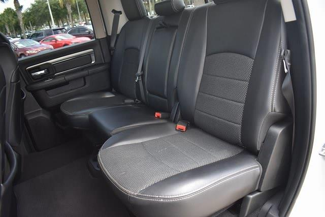 2018 Ram 1500 Crew Cab 4x4,  Pickup #MG392144A - photo 16