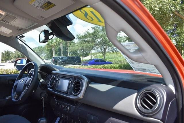 2018 Tacoma Double Cab 4x2,  Pickup #MG423372A - photo 11