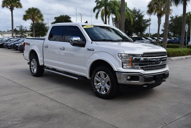 2019 Ford F-150 SuperCrew Cab 4x4, Pickup #MR114914B - photo 4