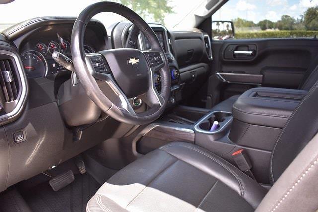 2019 Chevrolet Silverado 1500 Crew Cab 4x4, Pickup #MR385356A - photo 18